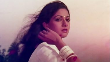 Sridevi to Get a Special Tribute by Swiss Government, Chandni's Statue to Be Erected in Switzerland