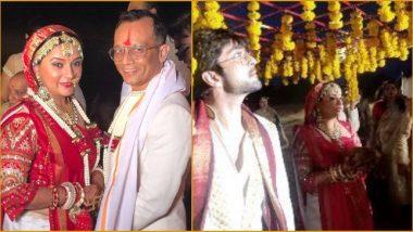 Baa Bahoo Aur Baby Fame Suchita Trivedi Ties The Knot With beau Nigam Patel - See Pics