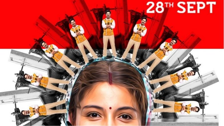 Anushka Sharma Is In Love With This Funny Fan-Made Poster of Sui Dhaaga! (View Pic)