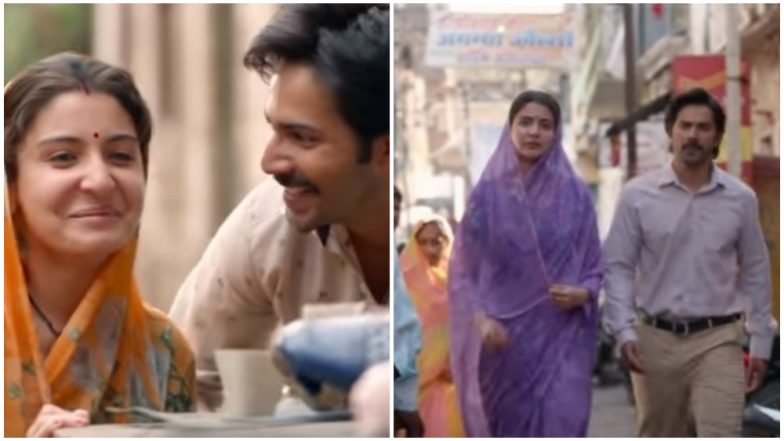 Sui Dhaaga Song Khatar Patar: Varun Dhawan and Anushka Sharma's Collective Effort For Their Brand Looks Endearing