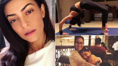 Sushmita Sen's Instagram Account Has All The Life Lessons Rolled into One (See Pics)