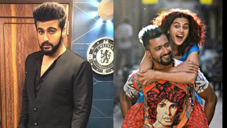 Arjun Kapoor and Vicky Kaushal Lash Out the Man Who Wished to Beat Taapsee Pannu