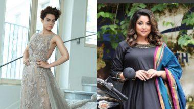 Kangana Ranaut on Tanushree Dutta-Nana Patekar Controversy: I Appreciate Her Courage to Speak About Alleged Harassment