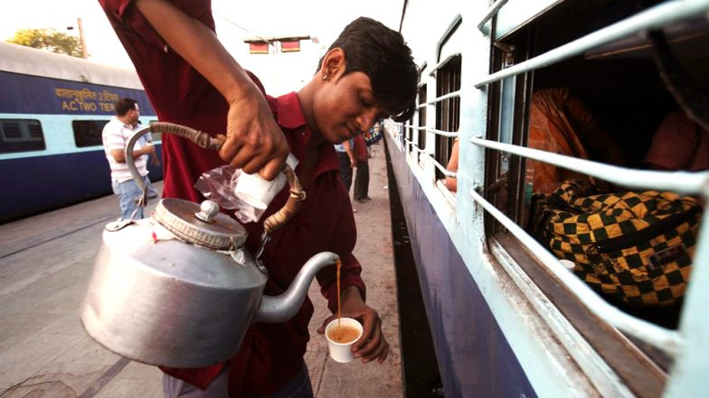 IRCTC Hikes Prices: Indian Railways to Sell Tea & Coffee in Trains For Rs 10