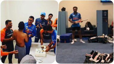 India vs Pakistan Asia Cup 2018 Video Diaries: Watch Kedar Jadhav Dancing to Churake Dil Mera and Ambati Rayudu's Cake Smacked Face!
