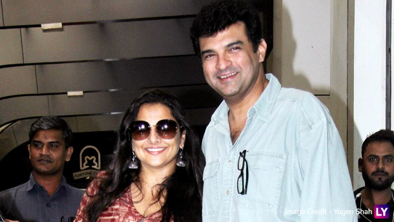 Is Vidya Balan Pregnant? These Pics Might Add Fuel To Fire - View Images
