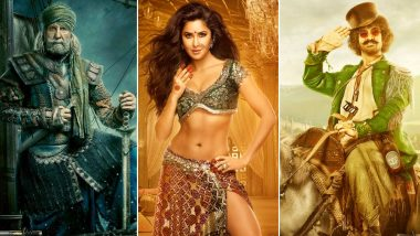 Katrina Kaif's Thugs of Hindostan Motion Poster is BETTER Than Amitabh Bachchan and Aamir Khan's, Say Fans - Check Out Poll Results
