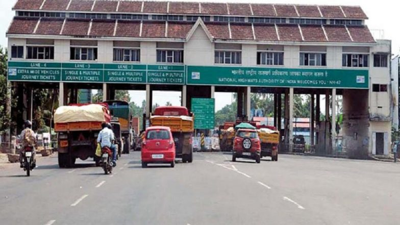Maharashtra: Mumbai Motorists Heading to Pune, Konkan, Nashik 'Still Forced to Pay Toll' Despite Govt Announcing Waiver Ahead of Ganpati Festival