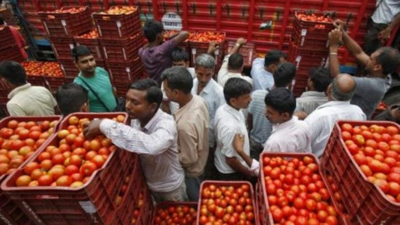 Tomato Burns Hole in Common Man's Pocket, Prices Soar Up to Rs 80 Per Kg in Delhi