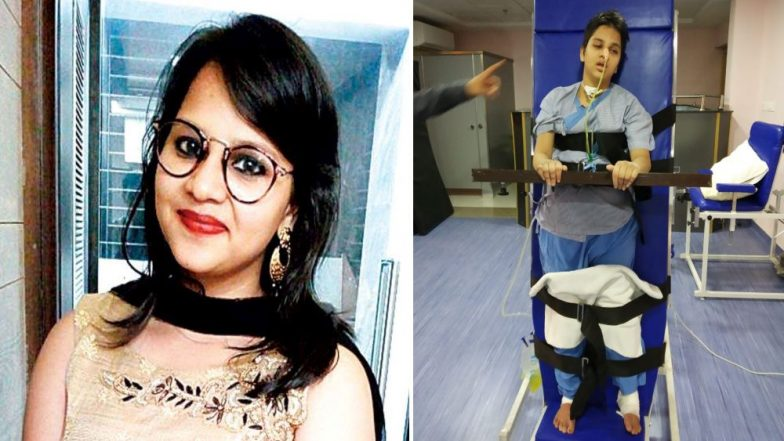 Rail Accident Victim Tejashree Vaidya Discharged After A Brave 5-Month-Long Battle in Intensive Care