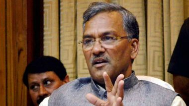 Uttarakhand: CM Trivendra Singh Rawat Announces to Deposit Rs 1,000 Each in ASHA and Anganwadi Workers' Bank Accounts Amid COVID-19 Pandemic