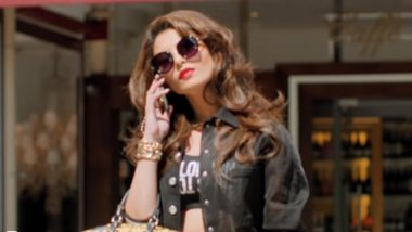 Urvashi Rautela Impersonates Her Manager 'Shabnam' Who Probably Never Existed! Exclusive Scoop!
