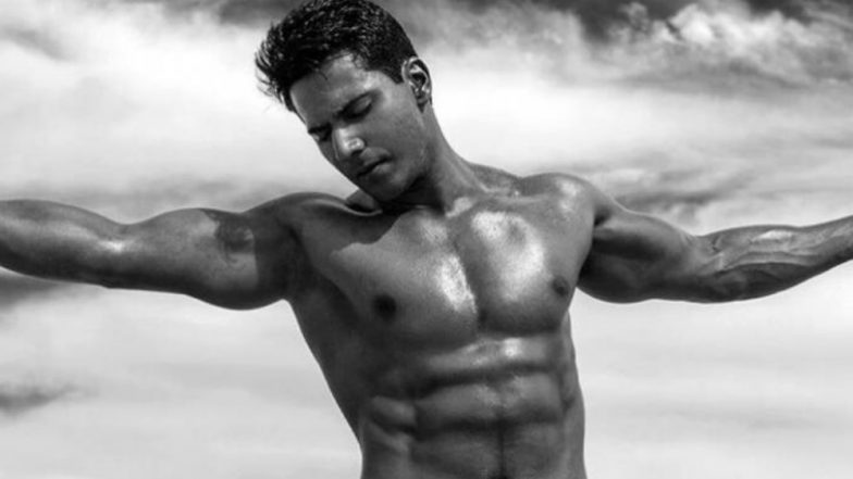 Man Crush Monday 8 Times Varun Dhawan Showed Us How To Turn Fitness
