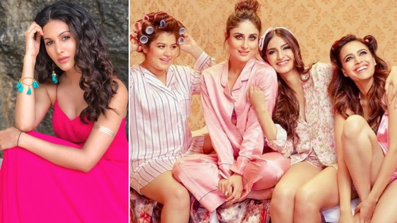 Exclusive! Amyra Dastur believes Kareena Kapoor Khan's Veere Di Wedding was inspired by TV series The Trip