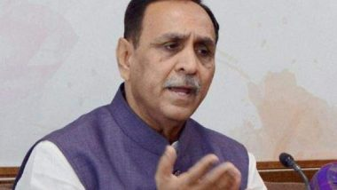 Gujarat Unlock 1 Guidelines: CM Vijay Rupani Govt Permits Operations of Shops, Travel and Bank from Monday