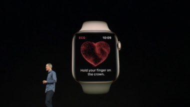 Apple Watch Users in India Now Getting ECG App & Irregular Rhythm Notification Feature With WatchOS 6