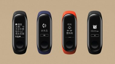 Xiaomi Mi Band 3, Mi TV 4s & Other Smart Home Products Coming to India on September 27