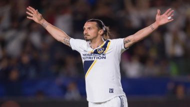 Zlatan Ibrahimovic Becomes the Only Player from MLS to Register Himself Amongst the FIFA 20's top 100 rankings