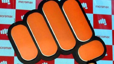 Micromax Sees 10% Sales Volume Coming from Newly-Launched 'In' Smartphones by Fiscal-End
