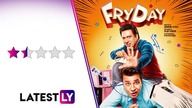 FryDay Movie Review: Govinda, Varun Sharma Try Too Hard To Make Us Laugh in This Cringe-Fest