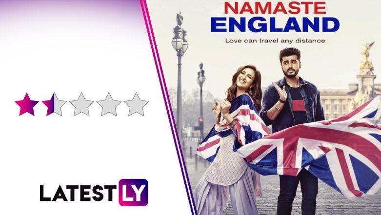 Namaste England Movie Review: Arjun Kapoor and Parineeti Chopra Slog Through This Abysmally Weird Recycling of Namastey London