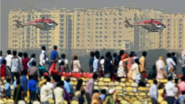 Air Force Day Celebration Schedule: Display of Aircraft Might in Ghaziabad on October 8