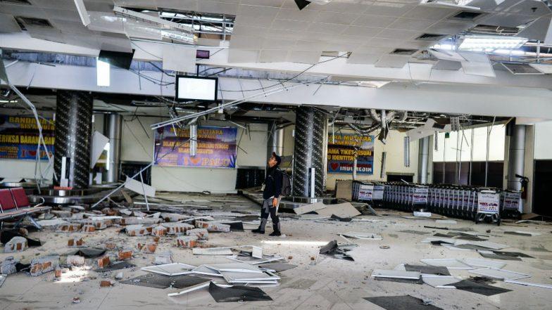 Indonesia Earthquake, Tsunami Death Toll Crosses 840, Mass Graves Dug to Bury Dead