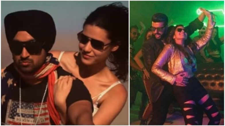 Namastey England Song Proper Patola: Internet Divided on Whether Diljit Dosanjh's Version Is Better Than Arjun Kapoor - Parineeti Chopra's Remake