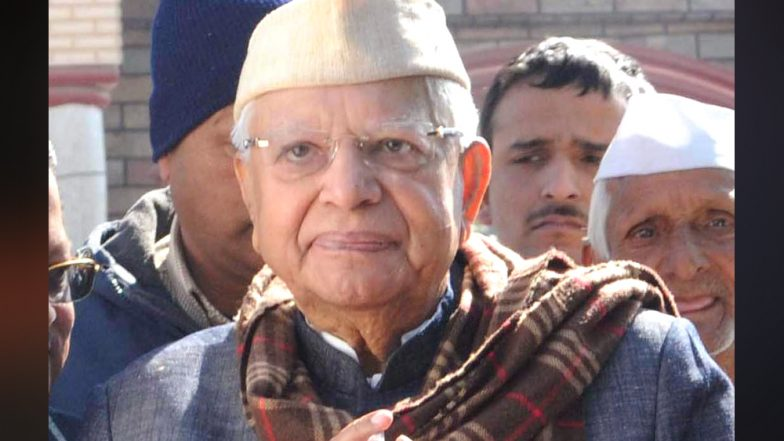 ND Tiwari, Veteran Congress Leader, Dies at 93 on His Birthday