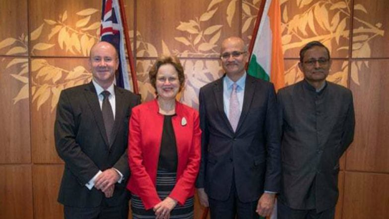 India-Australia 2+2 Dialogue: Indo-Pacific Strategic Cooperation Discussed in Top Secretary-Level Talks