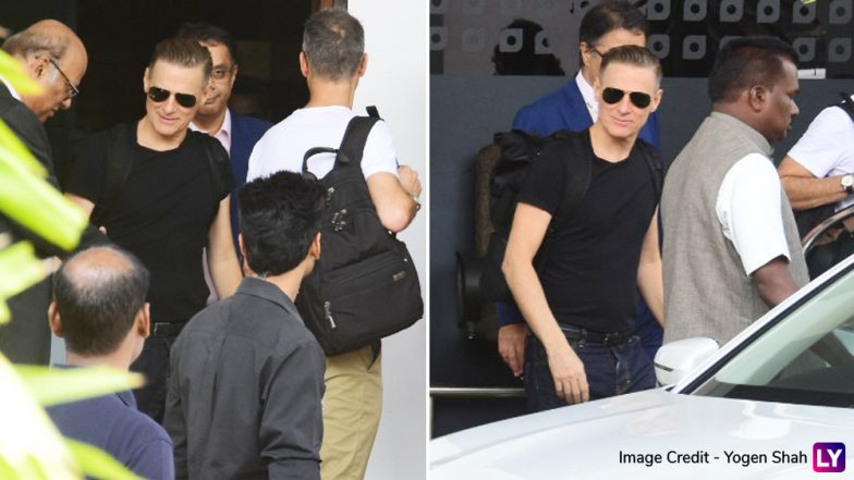 Bryan Adams Arrives in India and It Feels Like the 'Summer of 69' – View Pics