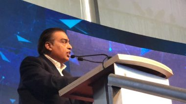India Mobile Congress (IMC) 2018: India Will Be Ready For 5G By 2020 Says Mukesh Ambani