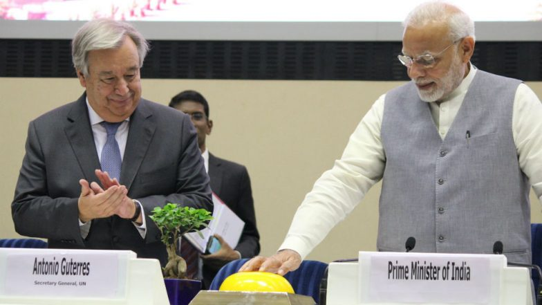 India Essential Component of Multipolar World, Says UN Secretary General Antonio Guterres
