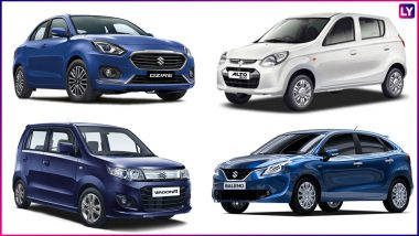 Navratri Festive Discounts on Maruti Cars: Attractive Offers up to Rs 35,000 on Maruti Swift, Dzire, Baleno, Alto & WagonR