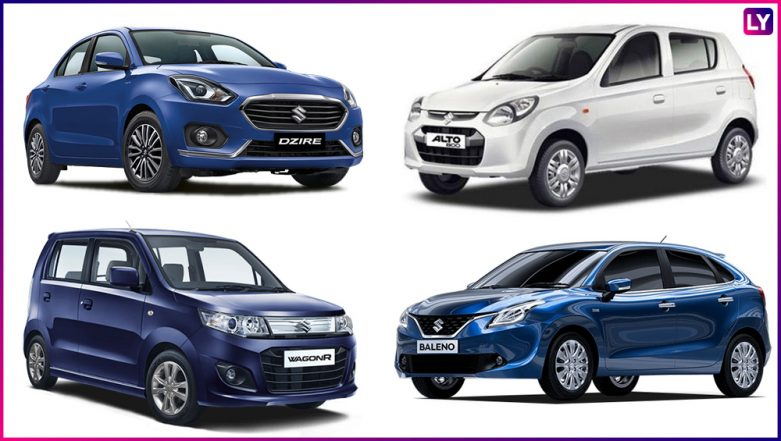 Navratri Festive Discounts on Maruti Cars: Attractive Offers up to Rs 35,000 on Maruti Swift, Dzire, Baleno, Alto & WagonR