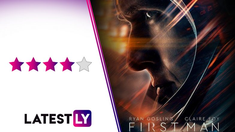 First Man Movie Review: Ryan Gosling Delivers an Oscar-Worthy Performance in This Damien Chazelle Directorial