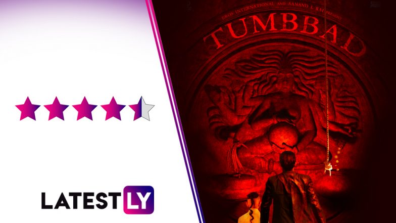 Tumbbad Movie Review: Sohum Shah's Fantasy-Horror Film Excels in Its Macabre Visuals and Stunning Story-Telling