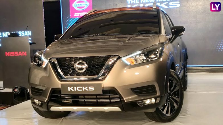 Nissan Kicks SUV Officially Revealed Today; India Launch By Early 2019