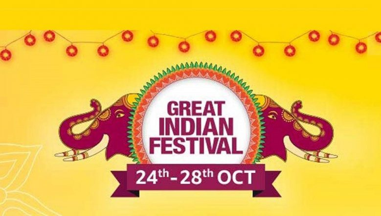Amazon Great Indian Festival Sale Day 3: Top 5 Deals on Smartphones, Gadgets, Accessories & More