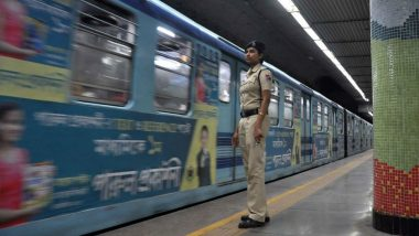 Kolkata Metro Passenger Dies After Train Takes Off with His Hand Stuck Between Gates at Park Street Station, Services Suspended