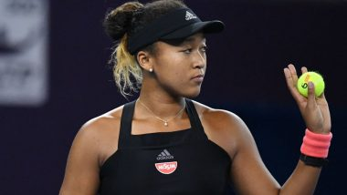 Naomi Osaka vs Marie Bouzkova, Australian Open 2020 Live Streaming Online: How to Watch Live Telecast of Aus Open Women's Singles First Round Tennis Match?