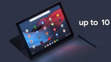 Google Pixel Slate Promises to Blur Device Lines Using Chrome OS - Watch Video
