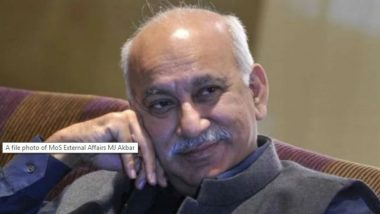 #MeToo Movement: Minister MJ Akbar, Accused of Sexual Harassment, Should Answer or Resign, Demands Congress