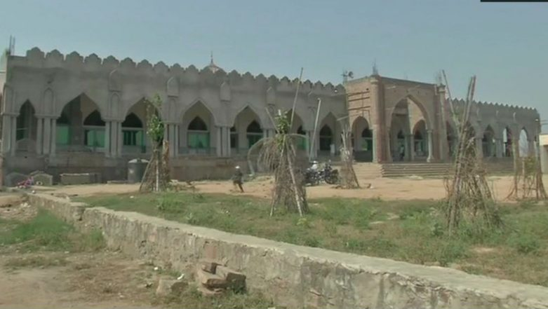 NIA Says Mosque in Haryana's Palwal Built With Lashkar-e-Taiba Funds, Villagers Talk of Land Dispute