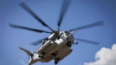 Philippine Military's S-70i Black Hawk Helicopter Crash in Manila, 6 Dead