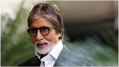 Amitabh Bachchan: 'I Did Not Know for Almost 8 Years I Was Suffering from Tuberculosis'