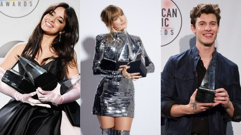 AMA 2018 Winners List: Taylor Swifts Takes Home All The Popular Awards And Becomes The 'Most Decorated Female Artist'