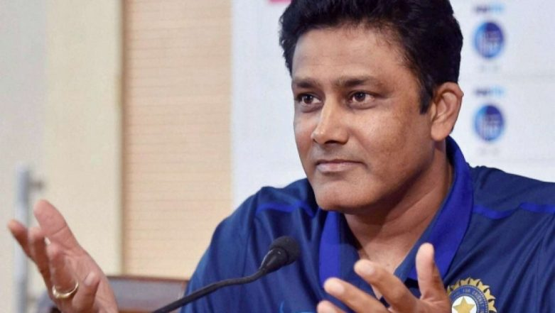Anil Kumble Re-appointed as Chairman of the ICC Cricket Committee for a Final 3 Year Term