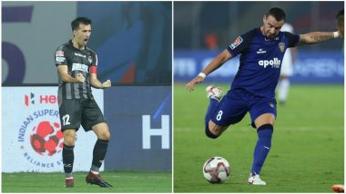 ATK vs CFC Head-to-Head Record: Ahead of ISL 2019 Clash, Here are Match Results of Last 5 Chennaiyin FC vs ATK Encounters in Indian Super League