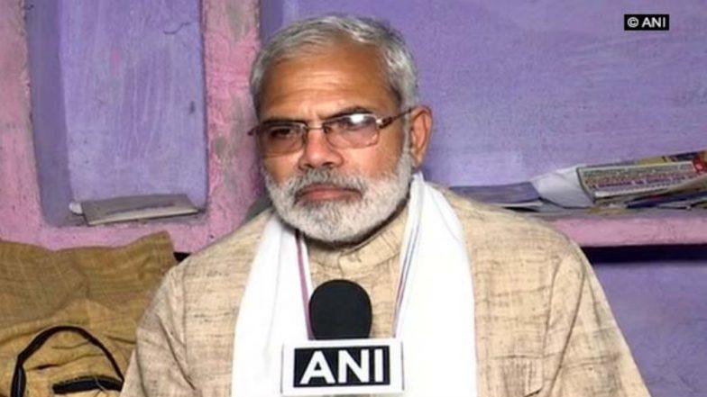 Narendra Modi Lookalike Abhinandan Pathak Switches Over to Congress in Chhattisgarh, Says 'Achche Din' Won't Come